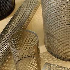Perforating Metals and Plastics